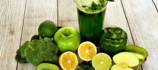 Gesundes Essen mit Genuss