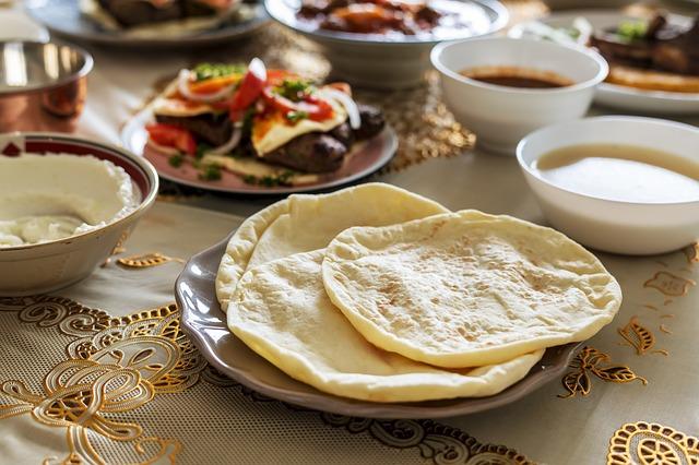 Köstlichkeiten der Arabischen Küche - ohne Fleisch